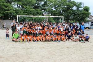 7Fields » 東北復興支援サッカー...